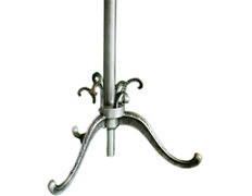 Porta Cruz parroquial de metal