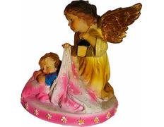 Figura infantil del Ángel de la Guarda