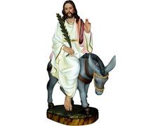 Jesús en la Borriquita | Talla de madera