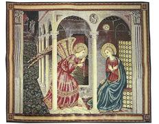 Tapiz de la Anunciación (Beato Angélico)
