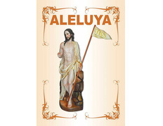 Colgadura Semana Santa | Cristo Resucitado