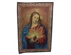 Tapiz del Sagrado Corazón de Jesús
