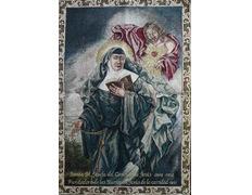Tapiz de Santa María Josefa del Corazón de Jesús