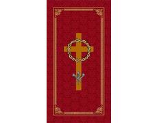 Tapiz para Semana Santa con Cruz