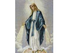 Tapiz de la Virgen Milagrosa