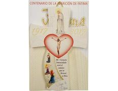 Cruz de la Virgen de Fátima