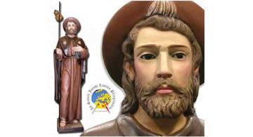 Imagen del Apóstol Santiago | Imaginería religiosa de Olot