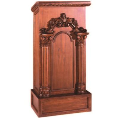 Amb n para iglesia amb n de madera tallada amb n altar - Muebles atril ...