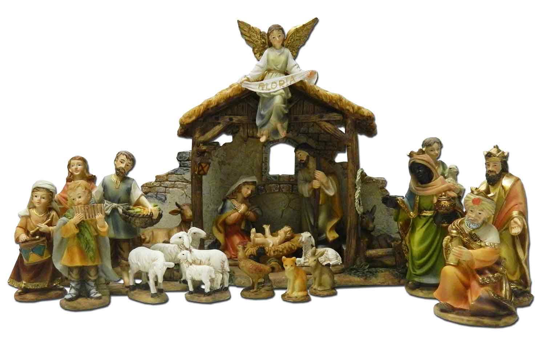 Belenes e imagenes religiosas para navidad blog de - Figuras belen infantil ...