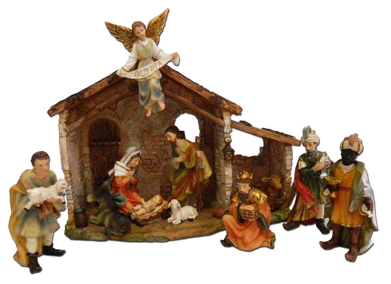 Im genes y figuras religiosas navidad 2017 belenes - Figuras belen infantil ...