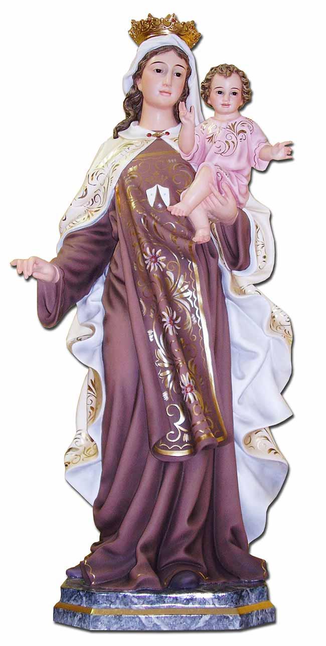 20338da65a7 Imagen religiosa de la Virgen del Carmen