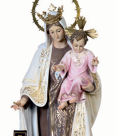 Día De La Virgen Del Carmen 16 De Julio Blog De Brabanderes