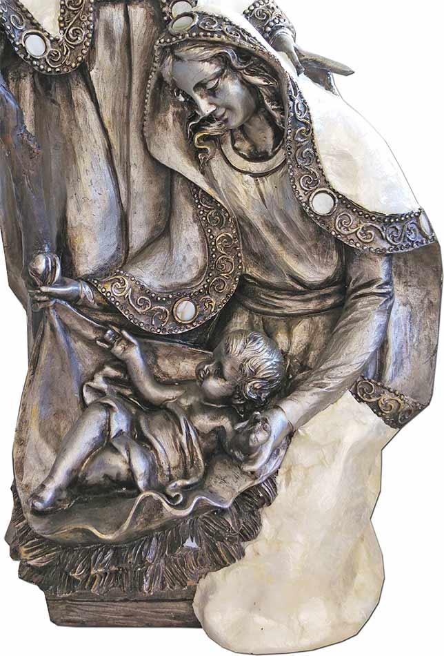 1831edf62f6 Belén con Sagrada Familia - Brabander.es