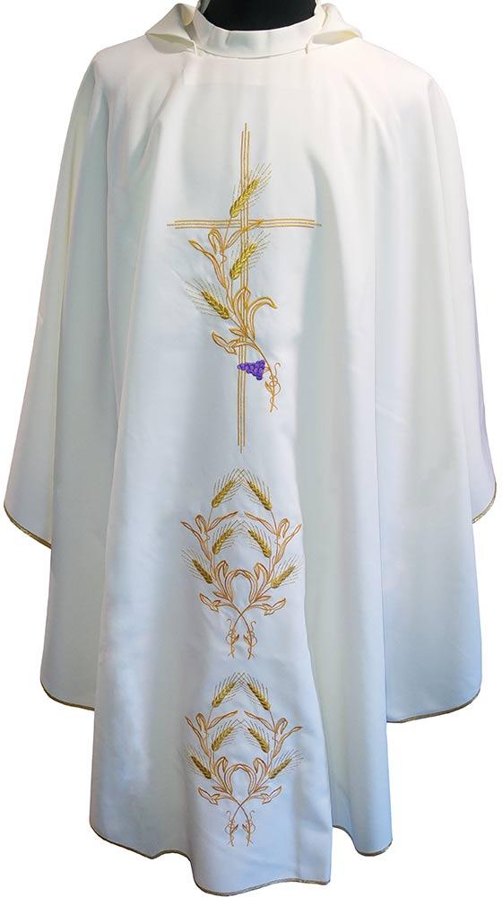 4c9ad6b62f2 Casulla roja para sacerdote
