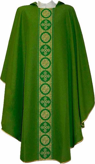 24b087bc1fd Casulla sacerdotal de poliéster - Comprar casullas sacerdotales