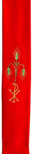 413407f27dd Estola de terlenka a la venta en los cuatro colores rojo