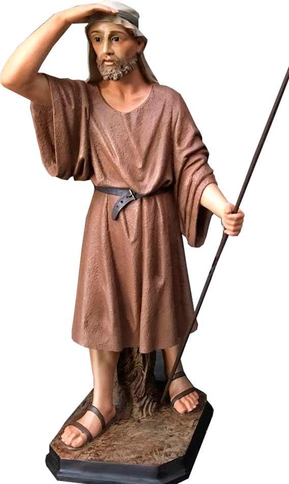 9beea3e2a89 Figura de pastor para Belén