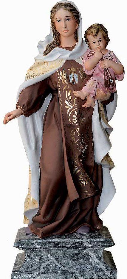 85332b22ca7 Figura de Virgen del Carmen - Figura de Arte cristiano de Olot
