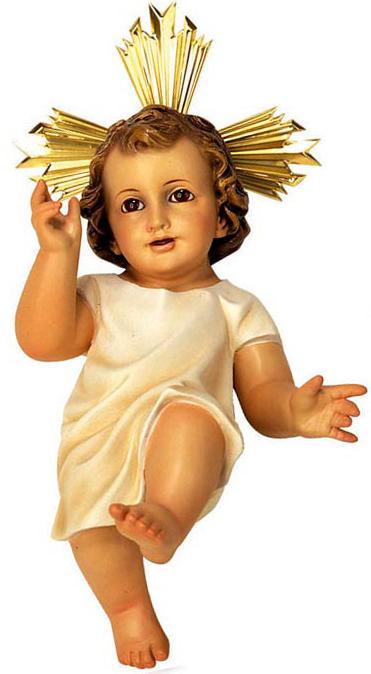 519b3cfe9be Imagen Niño Jesús para cuna