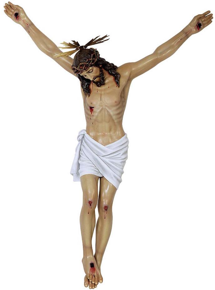 Imagen De Jesús Crucificado Para Cruz Cristo Crucificado