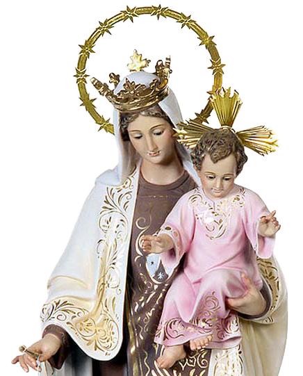0e8aad5715e Imagen de la Virgen del Carmen - Imagen Olot Virgen del Carmen
