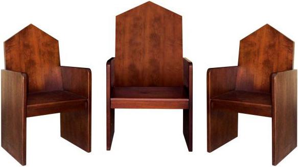 Sillas para iglesia sedes para iglesia sedes de cedro for Sillas para iglesia en madera