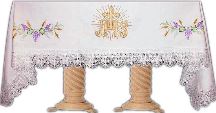 Manteles De Altar Bordados Comprar Manteles De Altar Bordados - Manteles-para-bordar