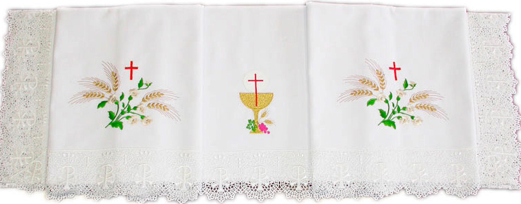 Manteles religiosos Manteles religiosos para Iglesia Mantel