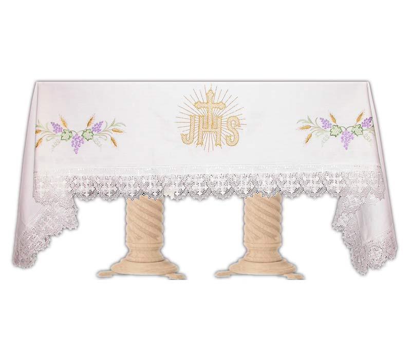 Dibujos religiosos para manteles de altar imagui - Imagenes de mesas con manteles ...