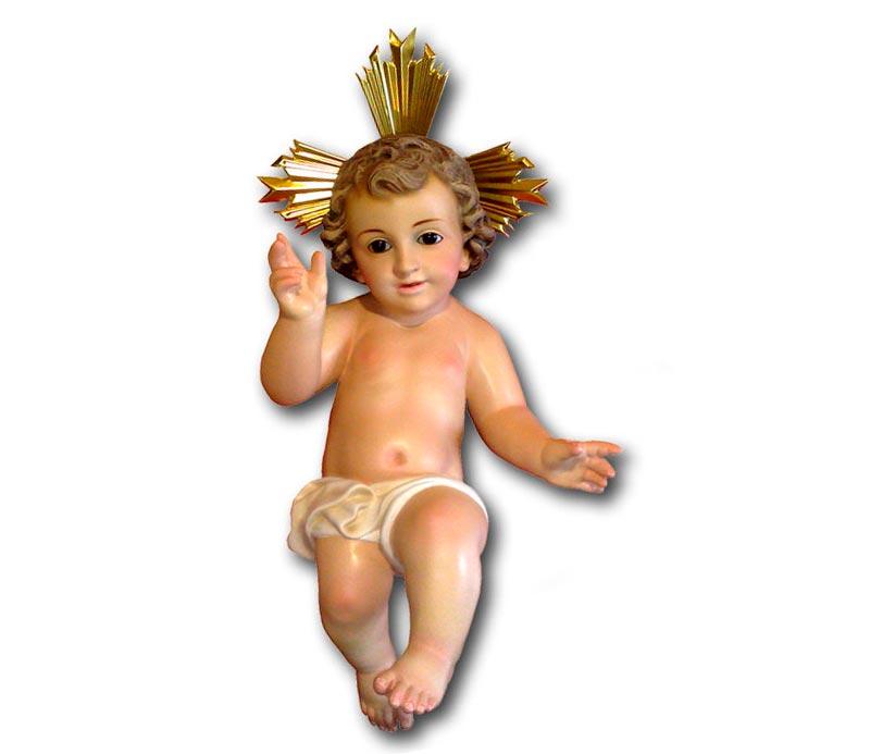 imagen artesanal del niño jesús imagen niño jesús para cuna