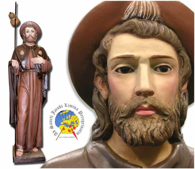 Figura Año Santo, Santiago el Mayor